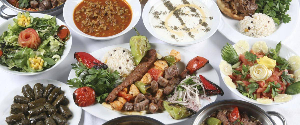 Slide for Lebanese Taverna a Lebanese Restaurant & Takeaway in Hammersmith